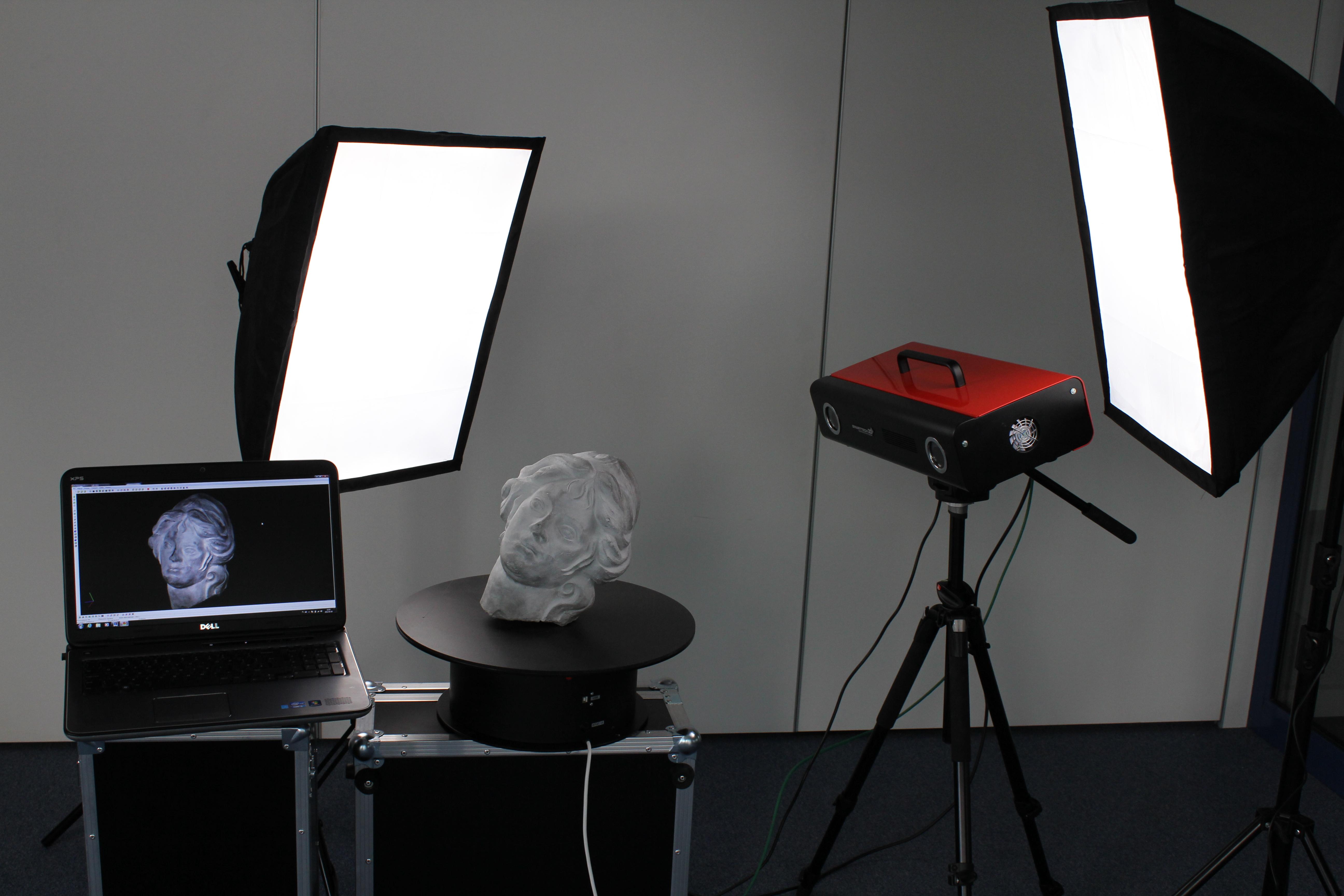 Digitalizacja i archiwizacja 3D obiektu historycznego